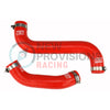 GrimmSpeed Radiator Hose Kit Red - 02-07 WRX/STI