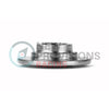 GSC Single Spring Set w/ Titanium Retainers - 04+ STI / 02-14 WRX