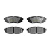 Hawk Performance Ceramic Rear Brake Pads - BRZ/FRS / 14+ FXT