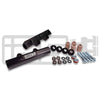 IAG Side Feed to Top Feed Fuel Rail Conversion Kit Black - 04-06 STI