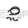IAG Flex Fuel Line Upgrade Kit - Adapts IAG Fuel Line Kit to COBB/DT Flex Fuel Kits - 08-14 WRX / 08+ STI