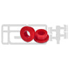 IAG Competition Series Pitch Mount Bushing Kit 90A Durometer