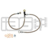 IAG Stock Location Turbo Oil Feed & AVCS Line - 06-14 WRX / 04+ STI