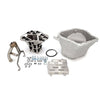 IAG Performance EJ Competition Series Oil Pan Package Silver - 02-14 WRX / 04-20 STI / 05-09 LGT / 04-13 FXT
