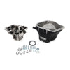 IAG Performance EJ Competition Series Oil Pan Black - 02-14 WRX / 04-20 STI / 05-09 LGT / 04-13 FXT