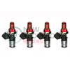 Injector Dynamics 1050X Fuel Injectors - 07+ STI / 02-14 WRX