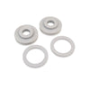 Kartboy Rear Diff Crossmember Bushings Soft - 02-07 WRX/STI
