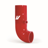 Mishimoto Silicone Induction Hose Red - 13+ BRZ