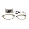 Mishimoto Oil Cooler Kit Silver - 08-14 WRX