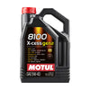 Motul 8100 X-Cess Engine Oil 5W40 5L