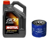 Motul 8100 5W-40 X-Cess Oil and Filter Kit - 02-14 WRX / 04-20 STI