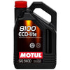 Motul 5W30 Eco-Lite Engine Oil 5L - Universal