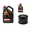 Motul 8100 5W30 X-Clean EFE Oil and Filter Kit - 15-20 WRX