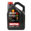 Motul 8100 X-Clean EFE 5W30 Engine Oil 5L