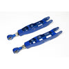 Megan Racing Rear Lower Control Arms - 08-20 WRX/STI