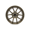 Option Lab R716 18x8.5 5x114.3 +35 Formula Bronze Wheel - Universal