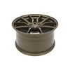 Option Lab R716 18x9.5 5x100 +35 Formula Bronze Wheel - Universal