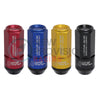 Project Kics Leggdura Shell Type CL53 Closed End Lug Nuts - 12x1.25