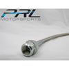 PRL Motorsports Stainless Steel Braided Clutch Line 17-18 Civic Type R