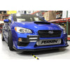 Perrin Front License Plate Relocation Kit for FMIC - 15-17 WRX/STI