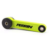 Perrin Pitch Stop Mount Neon Yellow - WRX/STI