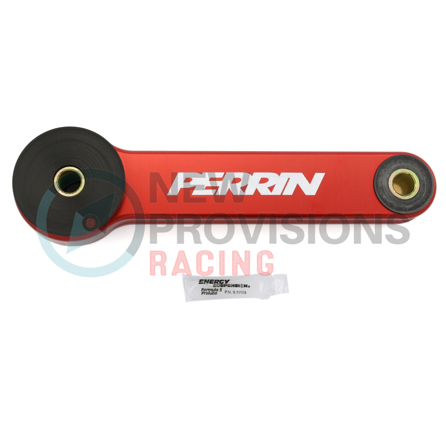 Perrin Pitch Stop Mount Red - WRX/STI