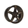 Option Lab R555 18x9.5 5x114.3 +38 Formula Bronze Wheel - Universal