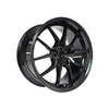 Option Lab S718 19x9.5 5x114.3 +35 Apex Shadow - Universal
