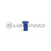 SubiSpeed E-Brake Button Blue - 15+ WRX/STI