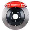 StopTech ST-40 Big Brake Kit Front 355x32mm Slotted Rotors Red Calipers - 15-20 WRX