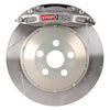 StopTech STR-40 Trophy Big Brake Kit Front 355x32mm Slotted Rotors - 15-20 WRX