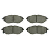 StopTech Street Brake Pads Front - 15-19 WRX