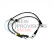StopTech Stainless Steel Brake Lines - Front - 08-20 WRX/STI