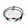 StopTech Stainless Steel Brake Lines - Rear - 08-17 STI