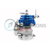 Tial MV-S Wastegate 38mm Blue w/ All Springs - Universal