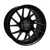 Enkei TM7 18x9.5 5x114.3 +38 Gloss Black Wheel - Universal