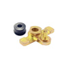 Torque Solution Short Shifter Adapter and Bushing Combo - 15+ WRX