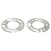 Project Kics Twin Pack 5mm Wheel Spacers - Universal