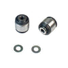 Whiteline Rear Trailing Arm Front Bushing Kit - 15-20 WRX / 13-17 BRZ