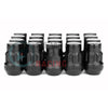 Muteki SR35 16+4 Closed Ended Black Lug Nuts 35mm 12x1.25