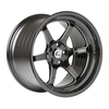 Cosmis Racing XT-006R 18x9.5 5x114.3 +10 Black with Machined Spokes Wheel - Universal