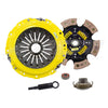 ACT Xtreme Duty 6-Puck Disc Clutch Kit - 04+ STI