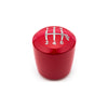 Raceseng Ashiko Red Gloss Shift Knob w/ Engraving - 04-20 STI / 15-20 WRX