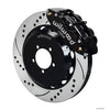 Wilwood FNSL6R Front Big Brake Kit Drilled & Slotted - 02-18 WRX