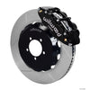 Wilwood FNSL6R Front Big Brake Kit Slotted - 02-18 WRX