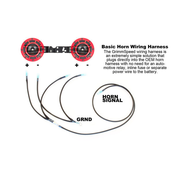Fabulous Hella Horn Wiring Wiring Diagram Wiring Digital Resources Indicompassionincorg