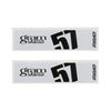 Gram Lights 57DR / 57CR Spoke Stickers White - Universal