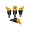 DeatschWerks Side Feed Fuel Injectors - 04-06 STI
