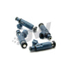 DeatschWerks Top Feed Fuel Injectors 650cc - 07+ STI / 02-14 WRX