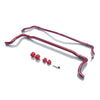 Eibach Adjustable 25mm Front / Adjustable 22mm Rear Sway Bar Kit - 08-10 WRX